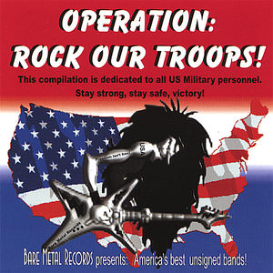 Operation: Rock Our Troops /  Various