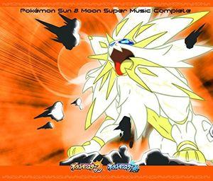 Nintendo 3DS Pokemon Sun & Moon Super Music (Original Soundtrack) [Import]