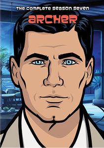 Archer: The Complete Season Seven
