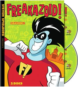 Freakazoid: The Complete Second Season