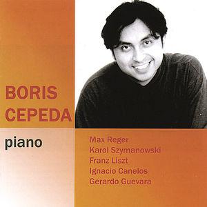 Boris Cepeda Piano