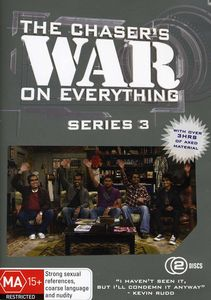 Chasers War on Everything-Series 3 [Import]