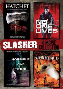 Slasher 4-Pack