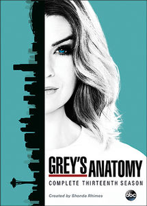 Grey's Anatomy: Complete Thirteenth Season