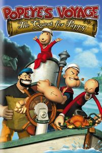 Popeye's Voyage: Quest for Pappy