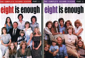 Eight Is Enough: The Complete Second Season