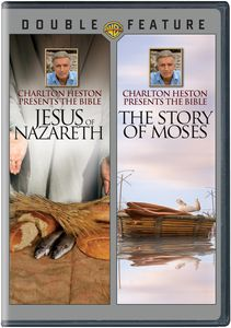 Charlton Heston Presents the Bible: Jesus of Nazareth /  The Story of Moses