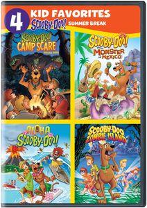4 Kid Favorites: Scooby-Doo Summer Break