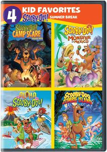 4 Kid Favorites: Scooby-Doo Summer Break