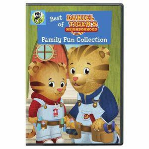 Daniel Tiger's Neighborhood: Family Fun Collection