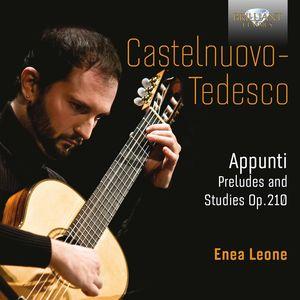Appunti Preludes & Studies Op. 210
