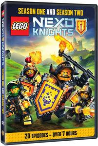 LEGO Nexo Knights: Season 1 and Season 2