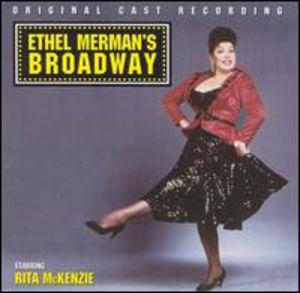 Ethel Merman's Broadway