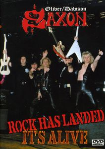 Rock Has Landed-It S Alive [Import]