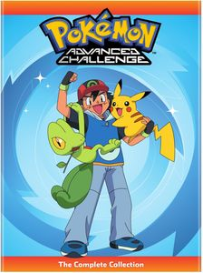Pokemon Advanced Challenge: Complete Collection
