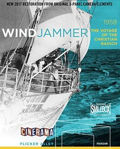 Windjammer: The Voyage of the Christian Radich (Restored Cinerama)