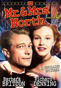 Mr. And Mrs. North: Volume 4