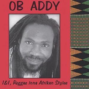 I & I Reggae Inna Afrikan Stylee