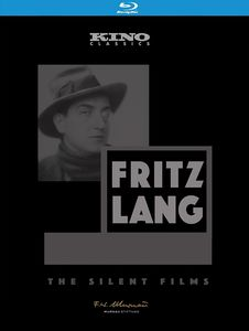 Fritz Lang: The Silent Films