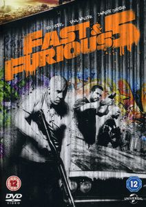 Fast & Furious 5 [Import]