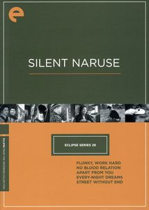 Silent Naruse (Criterion Collection: Eclipse Series 26)