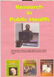 Research in Public Health With Anthony Jewett
