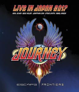 Live In Japan 2017: Escape + Frontiers [Import]