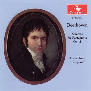 Piano Sonatas Op 2