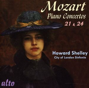 Piano Concertos 21 & 24