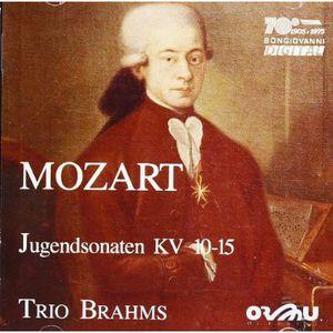 Jugendsonaten KV 10-15 Per Pianoforte /  Violino E