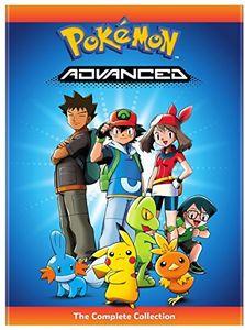 Pokemon Advanced: Complete Collection