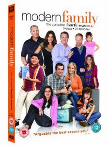 Modern Family: The Complete Fourth Season [Import]