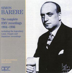 Complete HMV Recordings 1934-1936