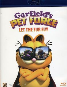 Garfield's Pet Force 3D (2009) [Import]