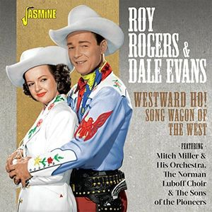Westward Ho! Song Wagon Of The West [Import]