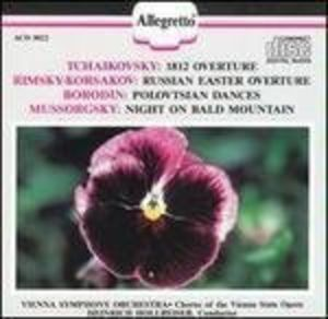 Tchaikovsky Borodin Mussorgs