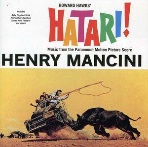 Hatari! (Original Soundtrack) [Import]