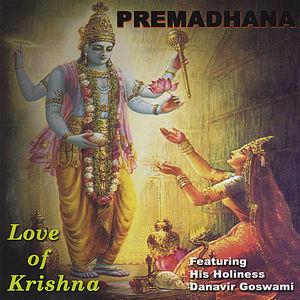 Love of Krishna
