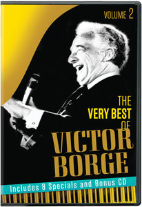 The Very Best of Victor Borge: Vol. 2 , Victor Borge