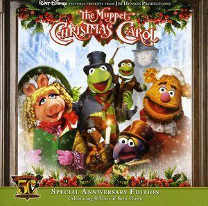 The Muppet Christmas Carol (Original Soundtrack) [Import]