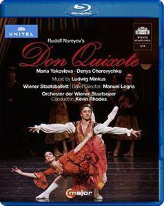 Rudolf Nureyev's Don Quixote