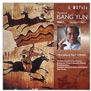 Art of Isang Yun 1