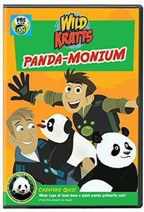 Wild Kratts: Panda-Monium