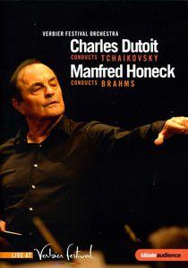 Verbier Festival 2012: Dutoit & Honeck Conduct