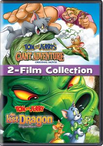 Tom And Jerry Lost Dragon/ Giant Adventure