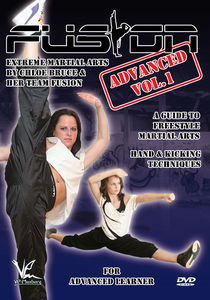 Fusion - Extreme Martial Arts Advanced, Vol. 1: Hand Techniques AndKicks