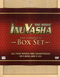 Inu Yasha Complete Movies Box Set