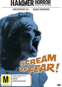 Hammer Horror: Scream Of Fear [Import]