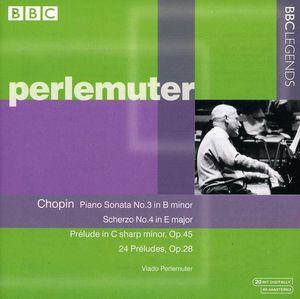 Piano Sonata /  Scherzo /  Preludes
