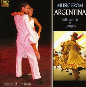 Music From Argentina: Folk Music and Tangos